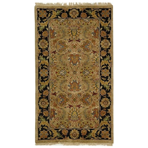 Safavieh Hand-knotted Dynasty Joanie Traditional Oriental Wool Rug with Fringe
