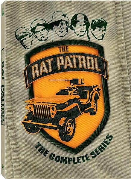 Rat Patrol Complete Series Giftset (DVD)