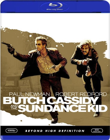 Butch Cassidy & The Sundance Kid (Blu-ray Disc)
