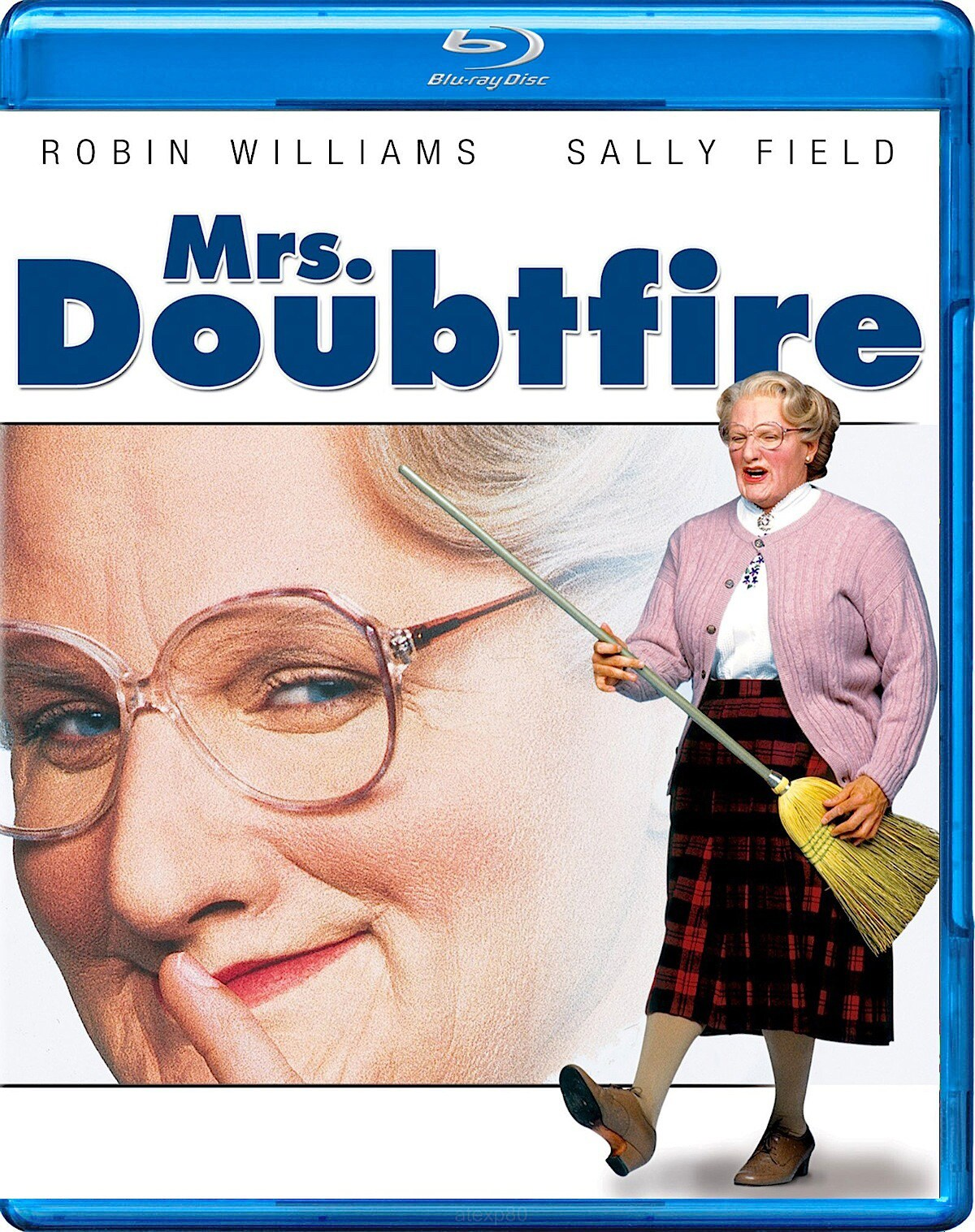Mrs. Doubtfire (Blu-ray Disc)