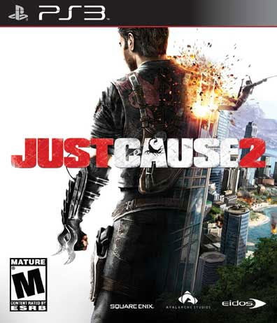 PS3 - Just Cause 2