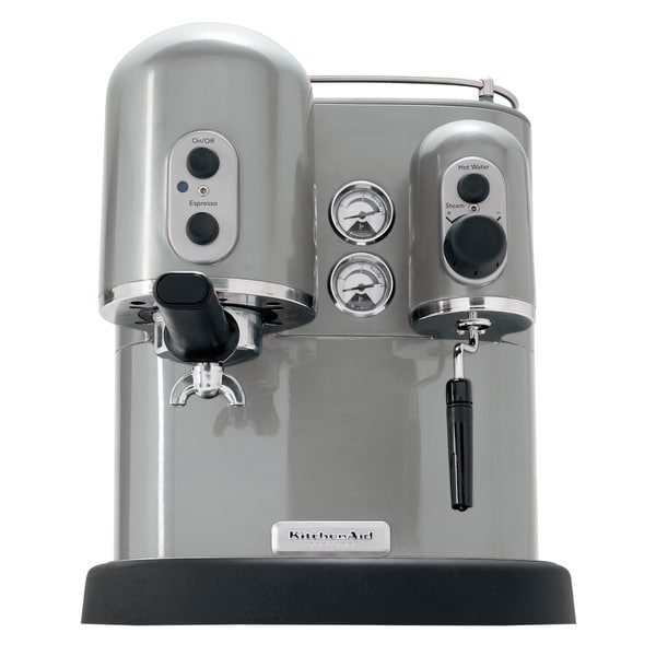 Shop Kitchenaid Pro Line Espresso Maker   Free Shipping Today   Overstock    3024985