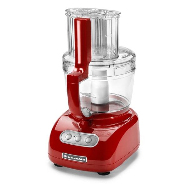 Shop Kitchenaid Kfpw760er 12 Cup Wide Food Processor