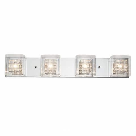 Artika Metropolitan 4-Light Vanity Light Fixture