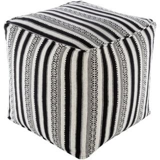 Xenia Modern 18-inch Cube Pouf