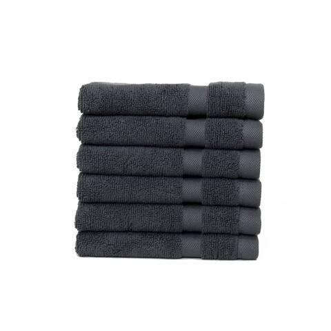 Chortex Irvington Set of 6 Washcloths