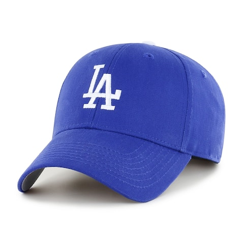 MLB Los Angeles Dodgers Basic Adjustable Cap