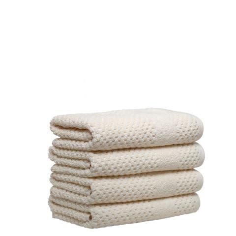 Chortex Honeycomb Set of 4 Hand Towels