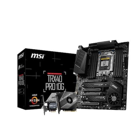 MSI TRX40 PRO WIFI Desktop Motherboard - AMD Chipset - Socket sTRX4