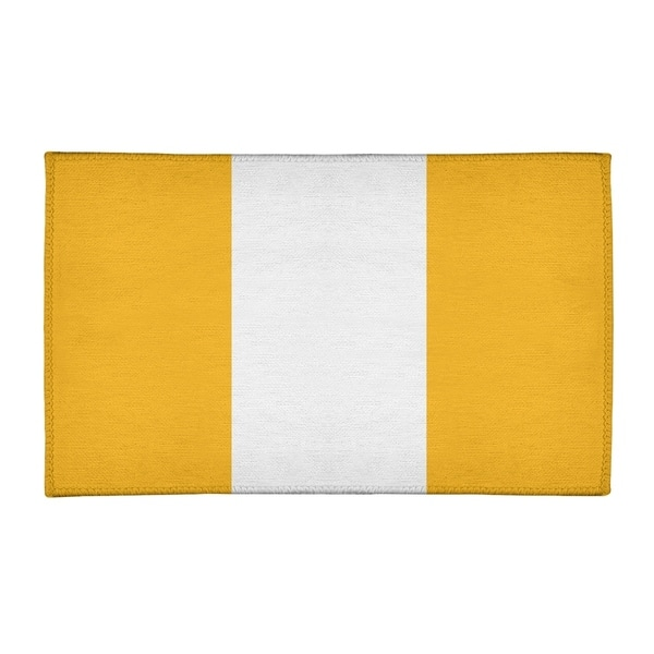 Pittsburgh Nfs Pittsburgh Football Stripes Area Rug Overstock 30266077