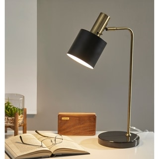 Link to Adesso Mid-Century Modern Emmett Desk Lamp Similar Items in Table Lamps