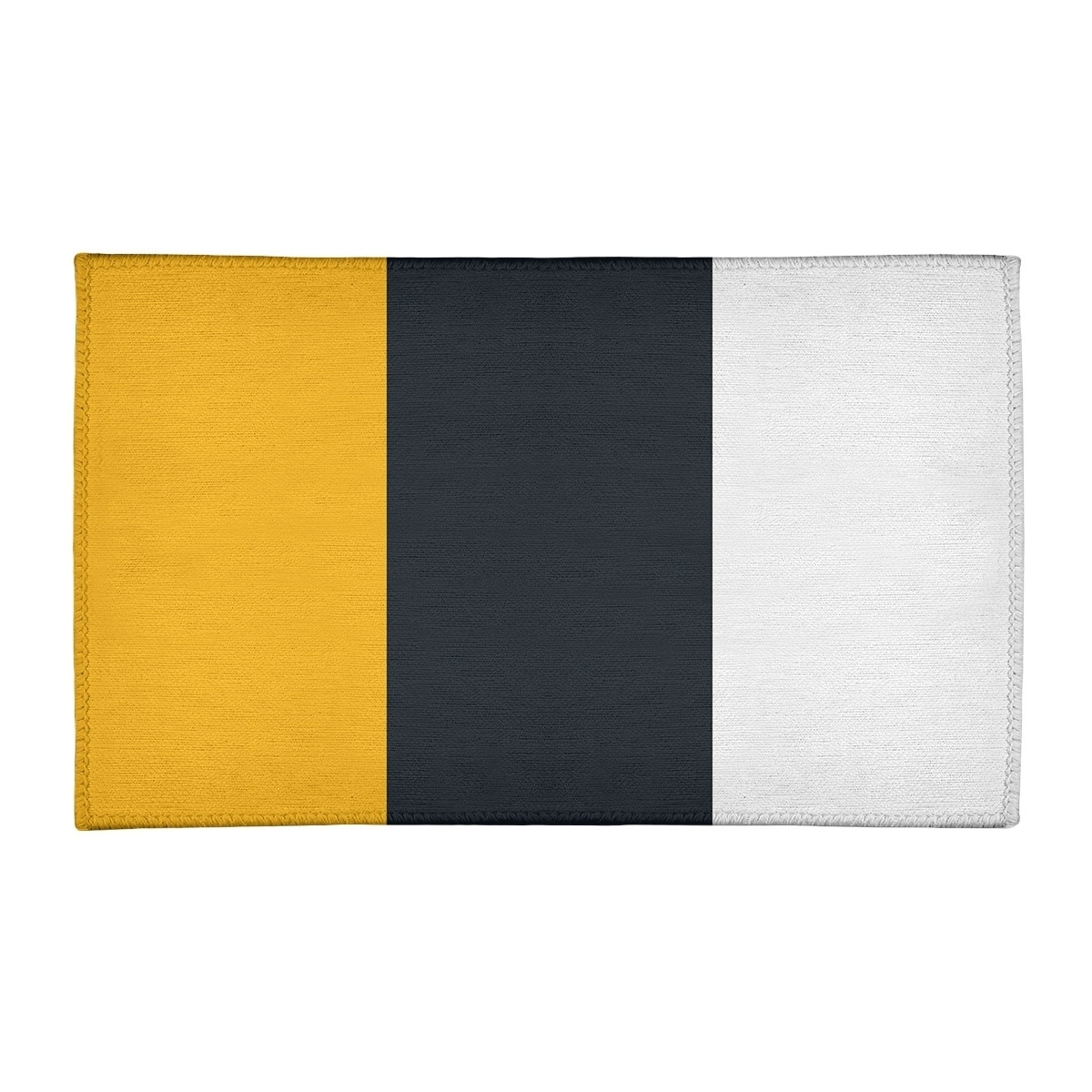 Pittsburgh Nfs Pittsburgh Football Stripes Area Rug Overstock 30266079
