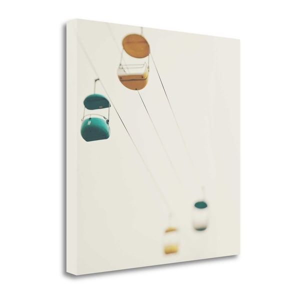 """""""Strings"""" By Myan Soffia, Fine Art Giclee Print on Gallery Wrap Canvas, Ready to Hang"""