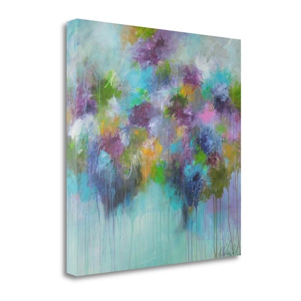 """""""Don't Hold Back The Feeling"""" By Anna Schueler, Gallery Wrap Canvas"""