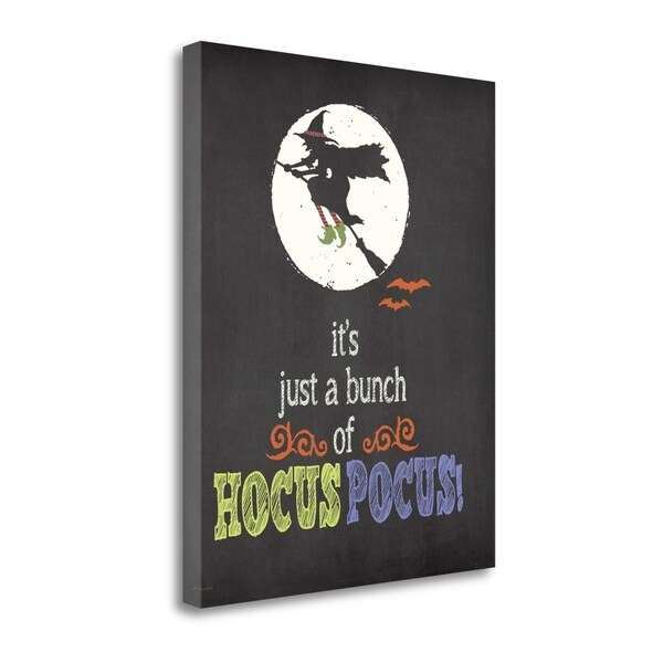 """Hocus Pocus"" By Jo Moulton, Fine Art Giclee Print on Gallery Wrap Canvas, Ready to Hang"