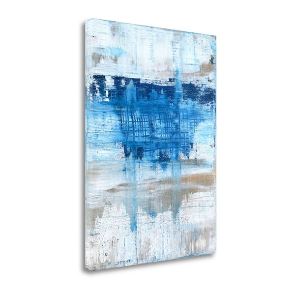 """Splash"" By Julie Weaverling, Fine Art Giclee Print on Gallery Wrap Canvas, Ready to Hang"