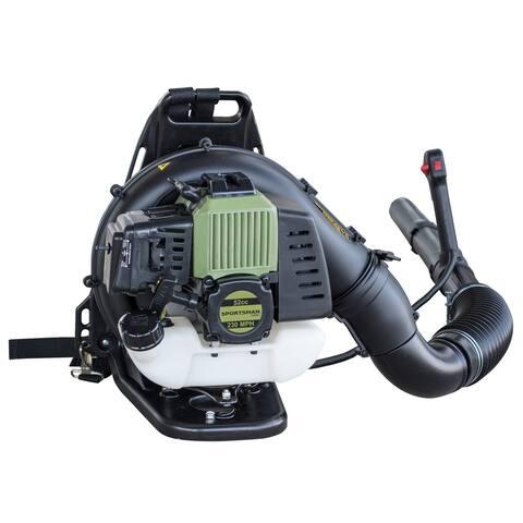 Sportsman Series 230 MPH 450 CFM 52cc Gas Backpack Leaf Blower