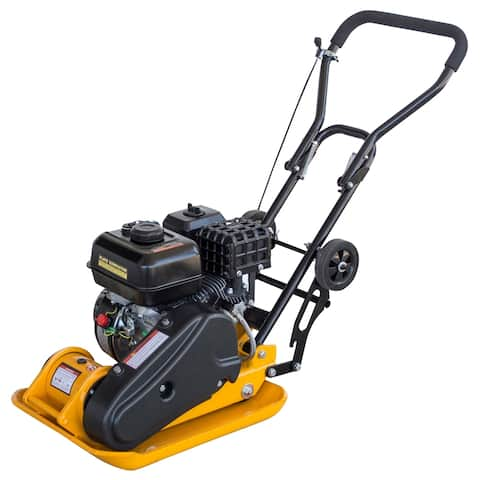 Pro-Series 3,000 lbs. Compaction Force Plate Compactor