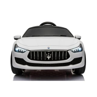 Link to Maserati Ghibli 12V White with Remote Control Similar Items in Bicycles, Ride-On Toys & Scooters