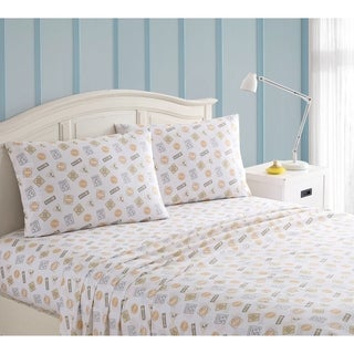 Taylor & Olive Kids Construction Sheet Set