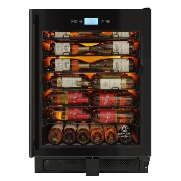 41-Bottle Single-Zone Wine Cooler