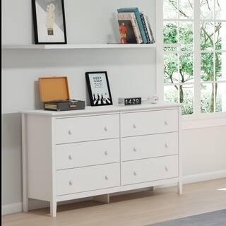Simplicty 6-Drawer Dresser