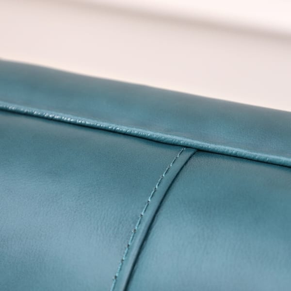 Copper Grove Solwezi Turquoise Leather