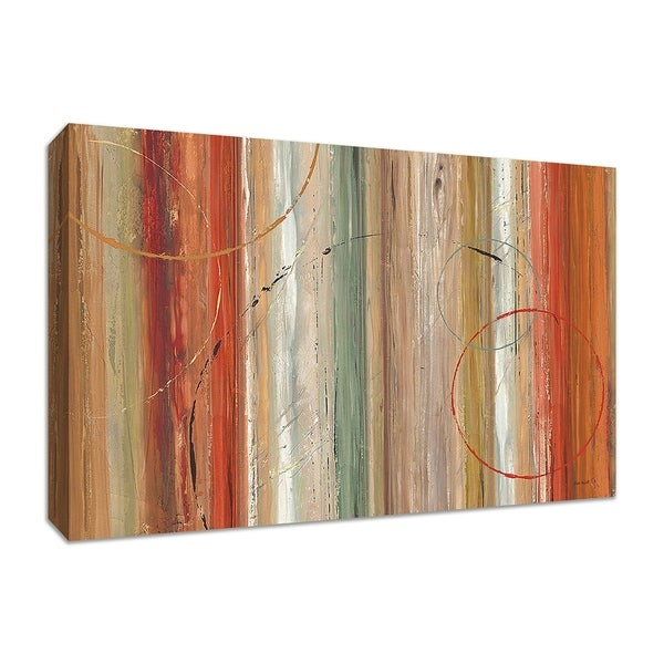 """""""Spiced II"""" by Lisa Audit, Fine Art Giclee Print on Gallery Wrap Canvas"""