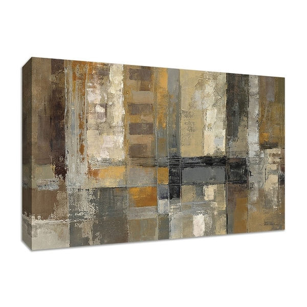 """One Way Street"" by Silvia Vassileva, Fine Art Giclee Print on Gallery Wrap Canvas"