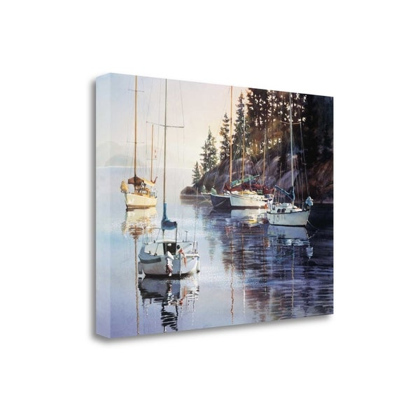 """""""Tranquility"""" By Kiff Holland, Fine Art Giclee Print on Gallery Wrap Canvas, Ready to Hang"""
