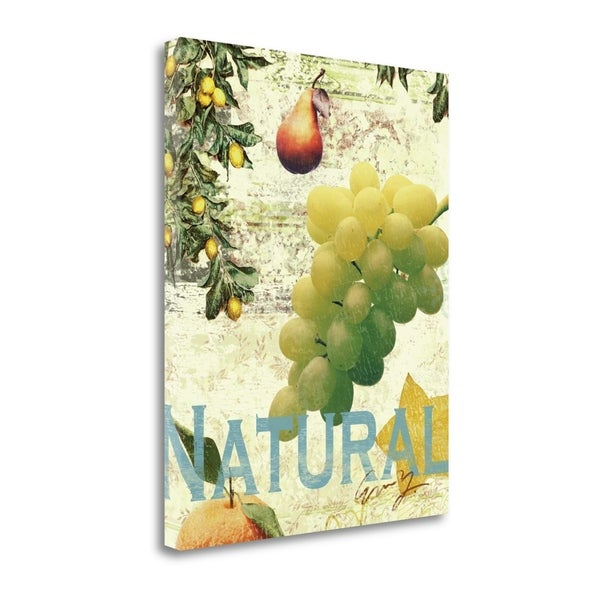 """""""Natural Fruits"""" By Eric Yang, Fine Art Giclee Print on Gallery Wrap Canvas, Ready to Hang"""