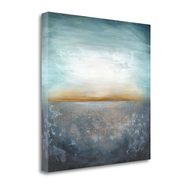 """""""Maritime Glow"""" By Patrick St. Germain, Fine Art Giclee Print on Gallery Wrap Canvas, Ready to Hang"""