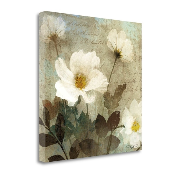 """""""Anemone I"""" By Keith Mallett, Fine Art Giclee Print on Gallery Wrap Canvas, Ready to Hang"""