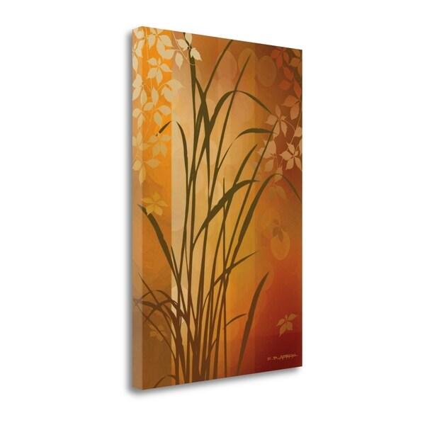 """Autumn Sunset II"" By Edward Aparicio, Fine Art Giclee Print on Gallery Wrap Canvas, Ready to Hang"