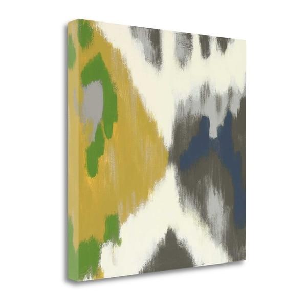 """Vivid II"" By Rita Vindedzis, Fine Art Giclee Print on Gallery Wrap Canvas, Ready to Hang"