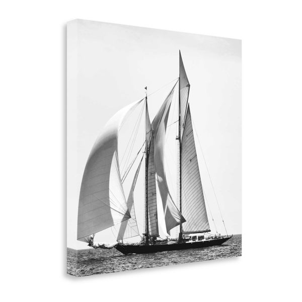 """""""Adrift I"""" By Jorge Llovet, Fine Art Giclee Print on Gallery Wrap Canvas, Ready to Hang"""