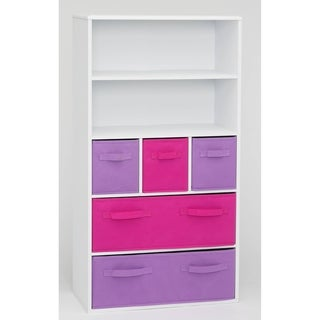 Link to Girl's Storage Bookcase Similar Items in Kids' Storage & Toy Boxes
