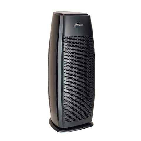 Hunter HP600 True HEPA Tall Tower Air Purifier
