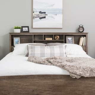 Prepac King Bookcase Headboard