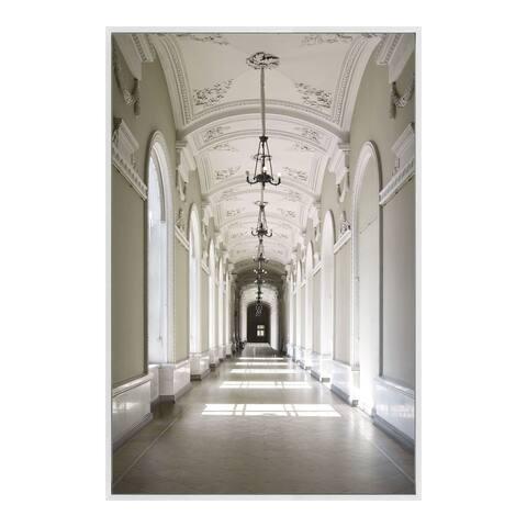 Aurelle Home Architectural Hallway Wall Decor