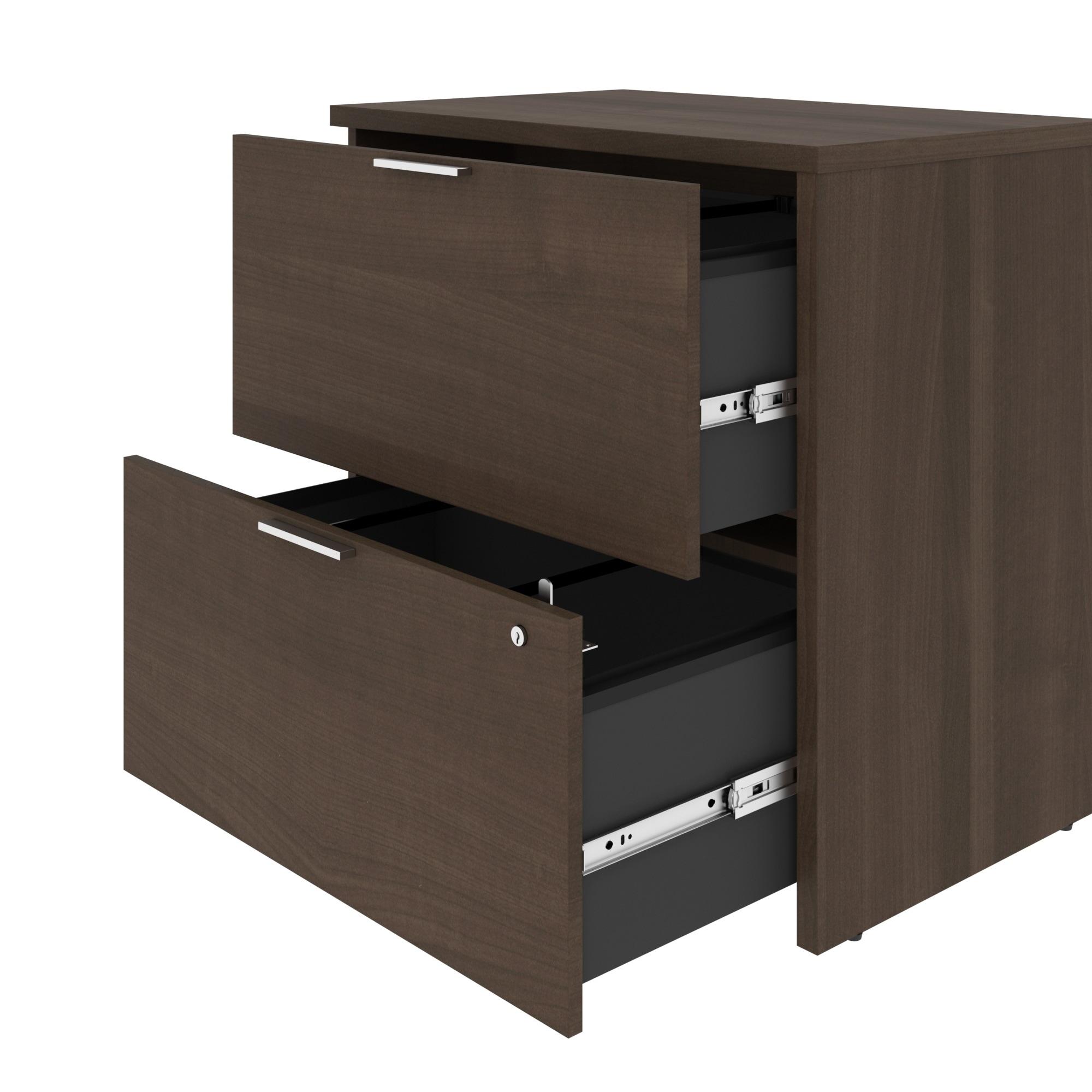 Image of: Shop Black Friday Deals On Bestar Gemma Lateral File Cabinet Overstock 30269975
