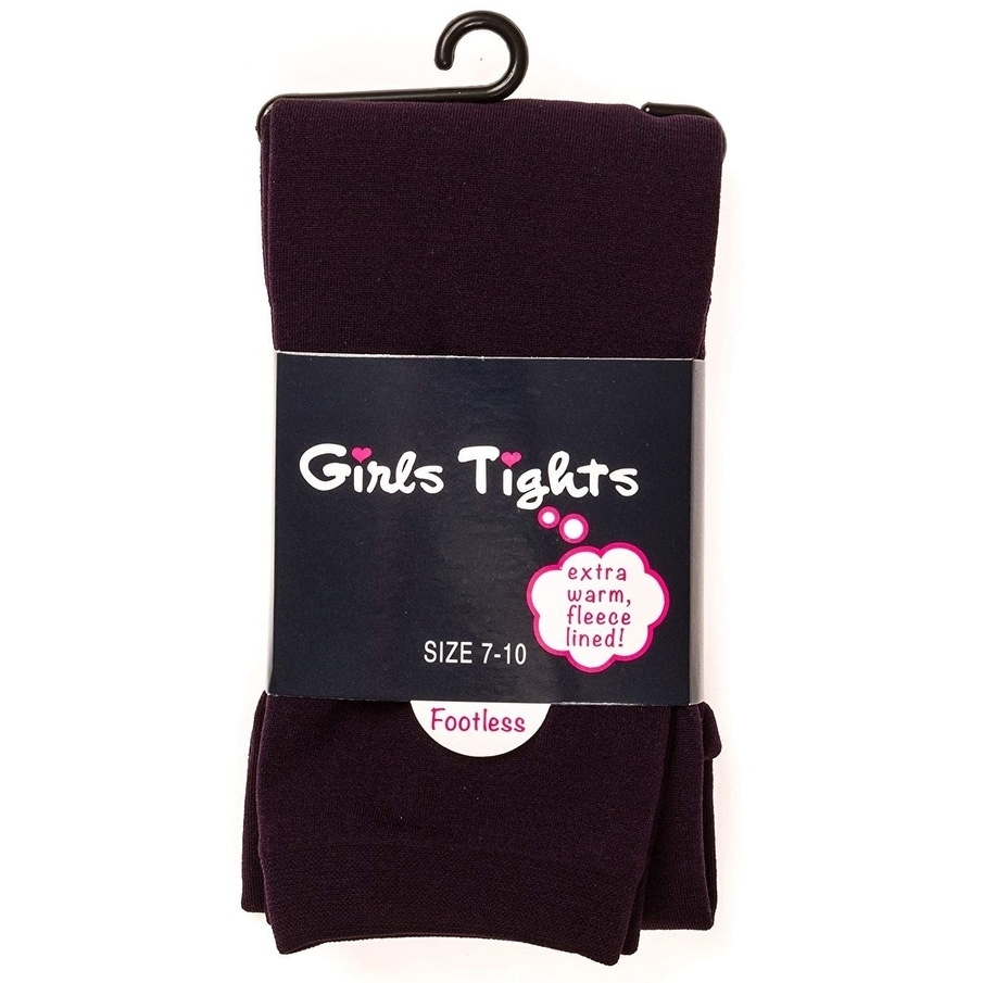 wenchoice White Footless Tights/Girls