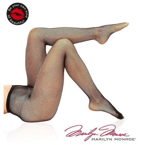 Marilyn Monroe Women Fishnet and Openwork Tights Stockings Pantyhose
