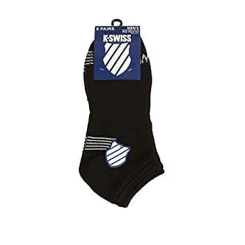 Mens Liner Footies Low Cut Flat Knit & Quarter Athletic Socks