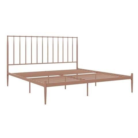 Avenue Greene Gwen Modern Metal Bed