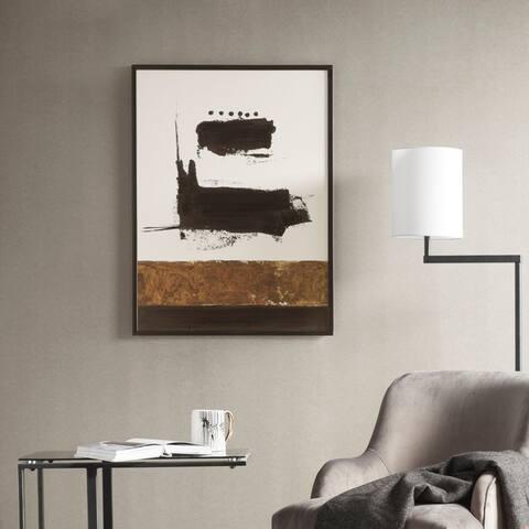 Martha Stewart Kinetic II Multi Framed Gel Coated Canvas