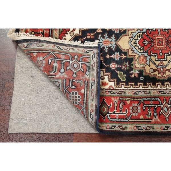 Shop Oriental Geometric Heriz Serapi Area Rug Handmade Kitchen