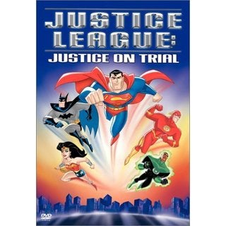 Justice League:Justice on Trial (DVD)