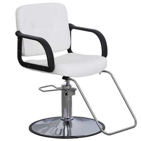 BarberPub Classic Hydraulic Barber Chair Salon Beauty Spa Styling Chair 8837