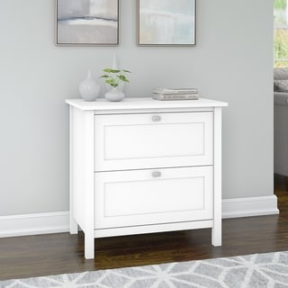 Broadview 2 Drawer Lateral File Cabinet by Bush Furniture